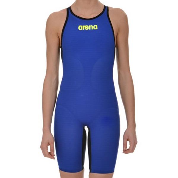 1a884 Women's Arena Powerskin Carbon Air Open Back Tech Suit