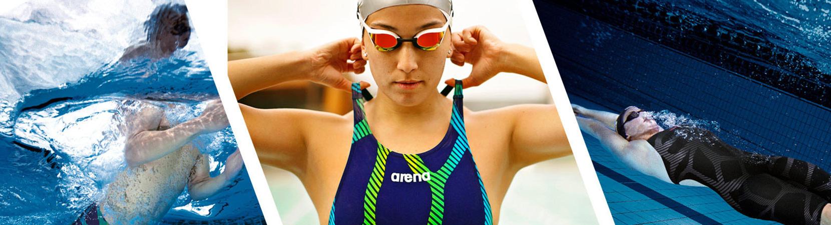 Arena swimwear line