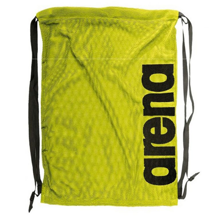 ARENA FAST MESH BAG- YELLOW