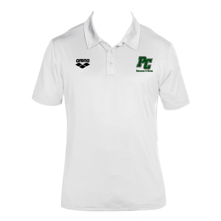 Arena Team Line Tech Short Sleeve Polo- Pine Crest