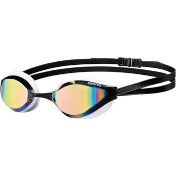 arena Python Mirror Revo:White Swimming Goggle 1E763