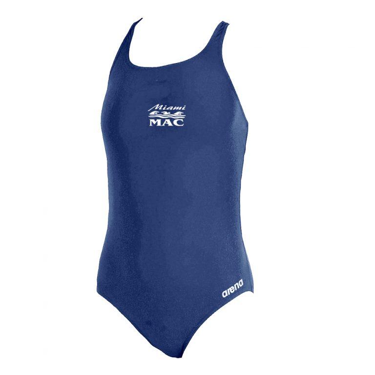 Arena Madison Youth Swim Pro Back- MAC