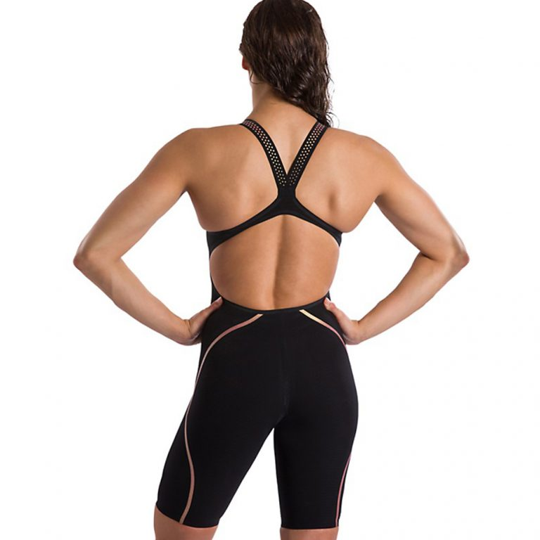 Speedo Lzr Pure Intent Open Back kneeskin