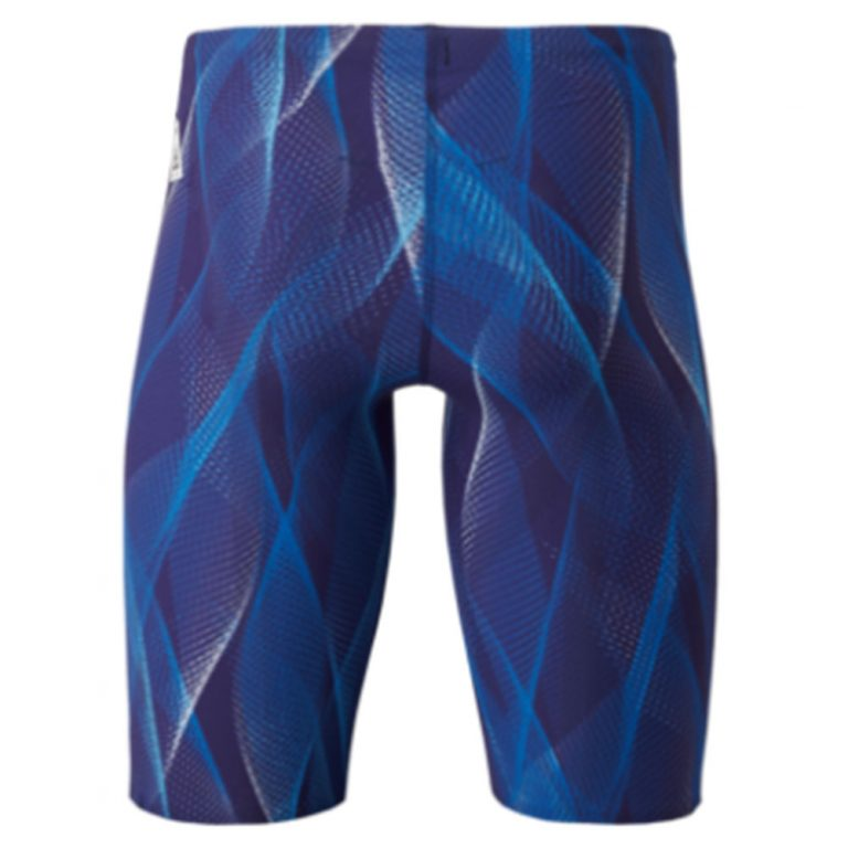 MIZUNO MEN'S GX-SONIC V MULTI RACER (MR) TECHNICAL SWIMSUIT back